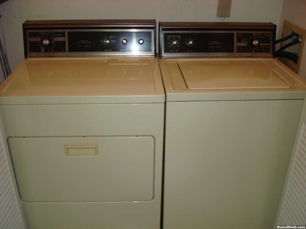 Tww Fs Kenmore Washer And Dryer