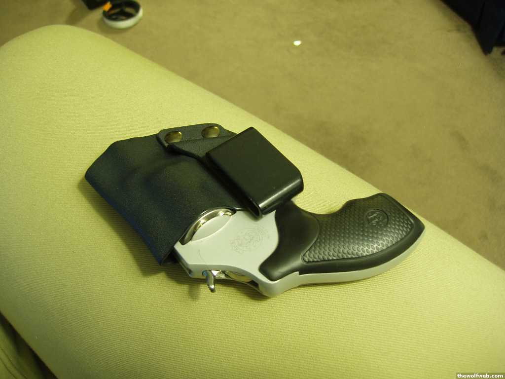 My homemade kydex holster